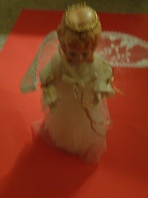 "Angel 8"" Christmas Tree Topper"