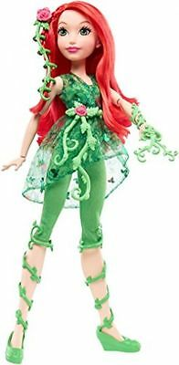 """DC Super Hero Girls Poison Ivy Action Doll 12"""" New"""