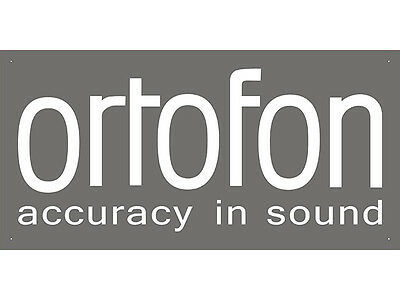 Advertising Display Banner for Ortofon Shop
