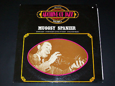 Muggsy Spanier - Archive Of Jazz  Volume 5 - LP [EX]