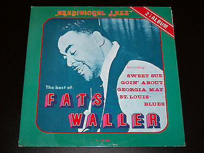 Fats Waller - The Best Of - 2 LP [EX]