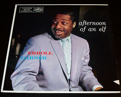 Erroll Garner - Afternoon Of An Elf - US - LP [EX]