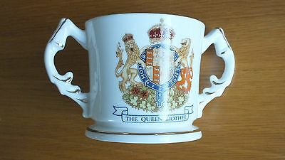 Loving Cup commerating Queen Elizabeth the Queen Mother 80th Birthday 04.08.90