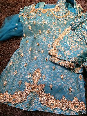 Job Lot 5 Authentic Beautiful Bollywood Asian Costumes Fancy Dress Productions