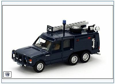 "TAC002  TACR2 Range Rover 6x4, RAF ""Queens Flight"",Oxford 1:76,NEU 12/16&"