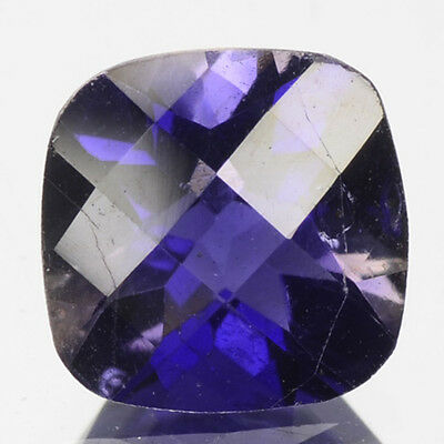 1.21 Cts Very Rare Top Quality Blue Color Natural Iolite Gemstones