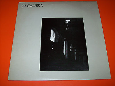 "In Camera ‎- IV Songs - 12"" EP [EX]"