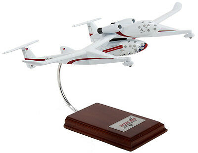 Scaled Composites Space Ship One With Mothership Desk Top Display 1/40 ES Model