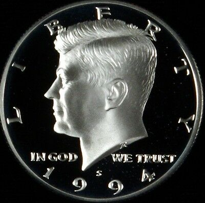 1994-S 90% Silver GEM CAMEO Proof Kennedy Half - From CherrypickerCoins - 11