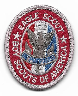 U.s.a. Eagle Scout Badge (Scan 526)