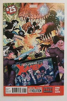 Wolverine and the X-Men #25 Marvel 2013 fn+ P&P Discounts