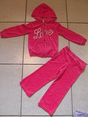 2pc Outfit Set, Healthtex Toddler Girls Long Sleeve Size 3T