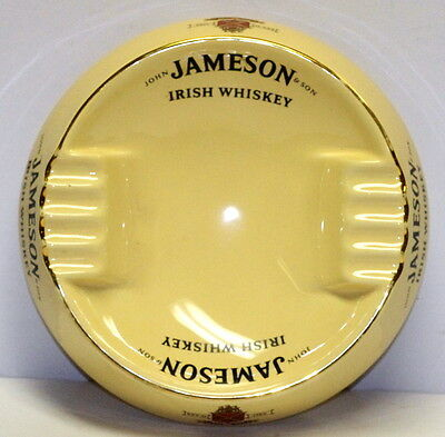 Mid Century Bar Ashtray For John Jameson & Son Irish Whisky