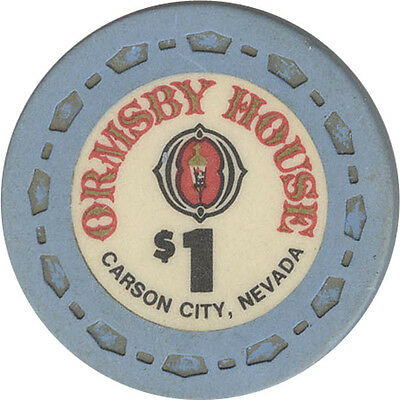 Ormsby House - $1 Casino Chip