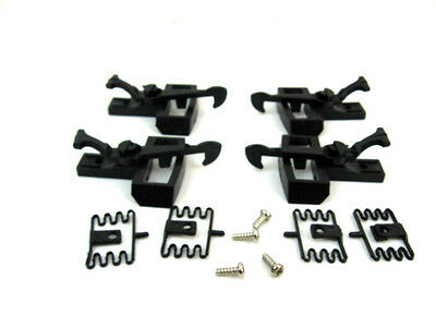 Bachmann G-Scale Hook and Loop Couplers (4 PCS)
