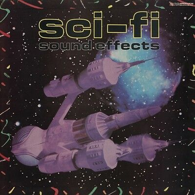Sci-Fi Sound Effects (Vintage Beeb) (Audio CD), BBC, 9781471322969