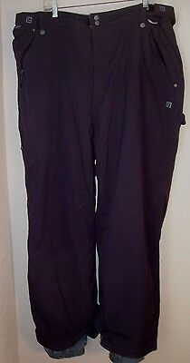 RIDE Snowboards men's 2XL XXL Snowboard Pants Combined ship w/Ebay cart