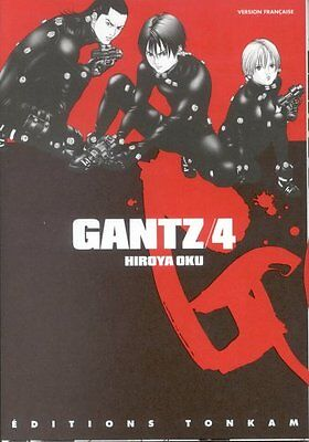 Gantz, tome 4 Oru Hiroya TONKAM Frissons Francais 192 pages Broche 29 08 2003