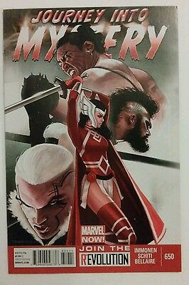 Journey Into Mystery #650 Sif Marvel Now! 2013 vfn P&P Discounts