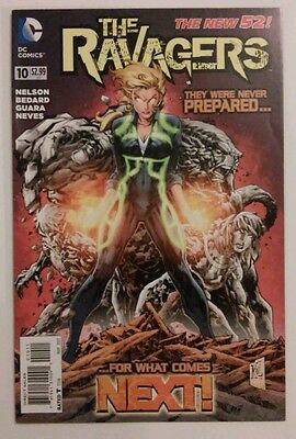 The Ravagers #10 New 52 DC 2013 fn+ P&P Discounts