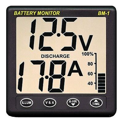 NASA Clipper BM1 Battery Monitor Instrument 12 Volt
