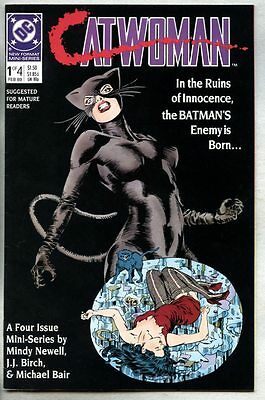 Catwoman #1-1989 fn+ 1st Catwoman series / Batman