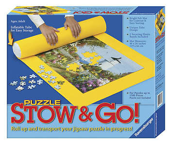 Ravensburger Puzzle Stow & Go Puzzle Storage System RVB17960