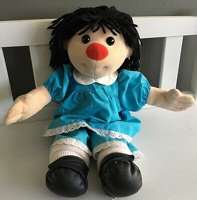 """Big Comfy Couch Molly Doll 17"""" Commonwealth 1995 Plush Soft Perfect Condition"""