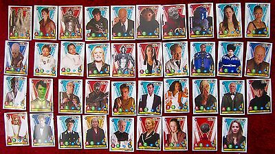 DOCTOR WHO ALIEN ARMIES trading cards 39 Ex Condition