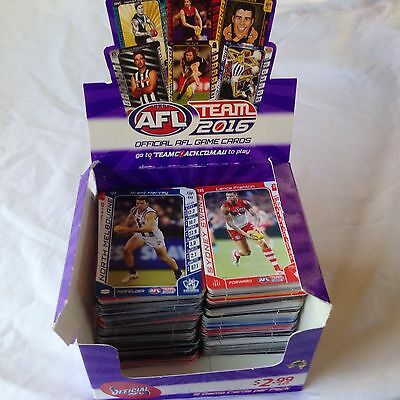2016 AFL Football Cards - Well Over 300 Cards - Pick Up Geelong