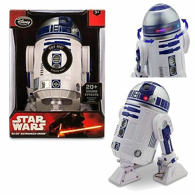 Disney Star Wars The Force Awakens R2-D2 Talking Interactive Figure