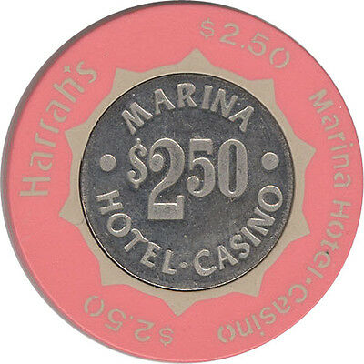 Harrah's Marina Casino - $2.50 Casino Chip