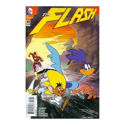 The Flash #46 Looney Tunes Variant Comic Book