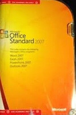 Microsoft Office 2007 Standard Academic Edition