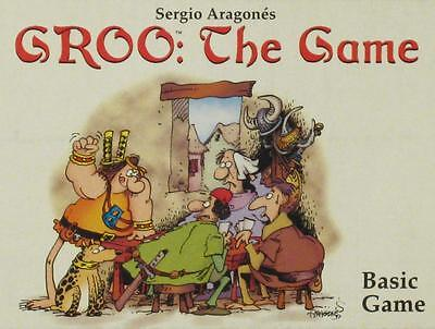 Groo: The Game, Sergio Aragones' Card Game, High Quality Condition, MegaExtras!!
