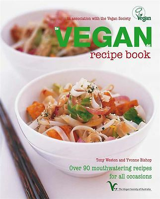 The Vegan Cookbook by Yvonne Bishop-Weston - Paperback - NEW - Book