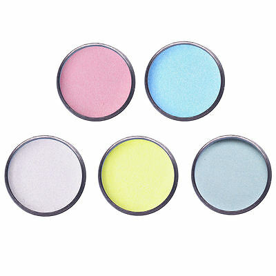 Wow! Embossing Powder Set 5 x 15ml Pots - Opaque Pastel Colours