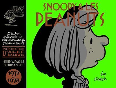 Snoopy et les Peanuts, Tome 14 Integrale Charles Monroe Schulz Dargaud Relie