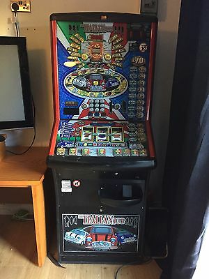 Italian Job Fruit Machine