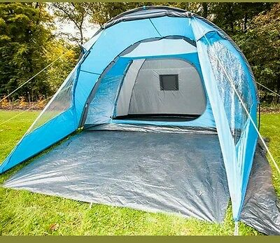 Skandika Drammen 5 Person Dome Tent Camping Family Festival Outdoor RRP £155.00