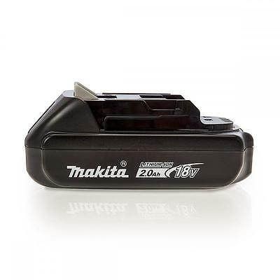 SPECIAL OFFER Genuine MAKITA 18V 2.0ah BL1820 LXT LITHIUM ION BATTERY