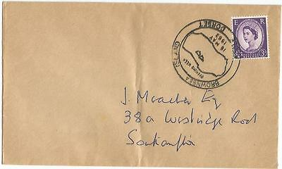 Gb Scouts Brownsea Island 16 May 1963 Cancel On Plain Cover