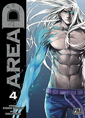 Area D T04 Pika Kyung-Il Yang 192 pages Broche 01 10 2014 Book