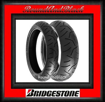120/70-17 & 180/55-17 Bridgestone Battlax BT014 BMW K 1200 GT Motorcycle Tyres