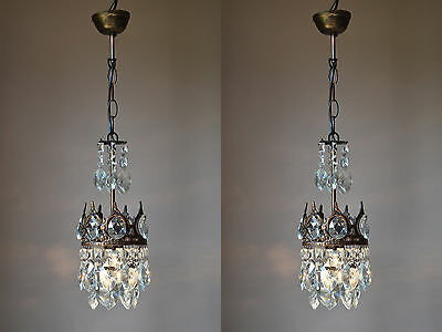 Matching Home Fitting Antique French Fixture Crystal Chandelier lighting Lamp