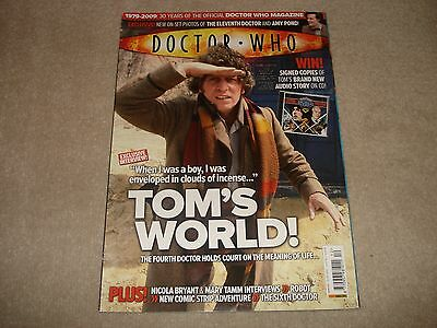 Doctor Who Magazine issue 412 - Ex condition