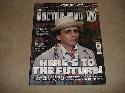 Doctor Who Magazine issue 473 - Ex condition