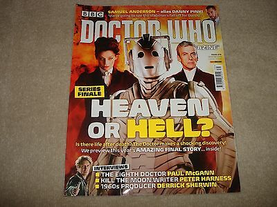 Doctor Who Magazine issue 479 - Ex condition