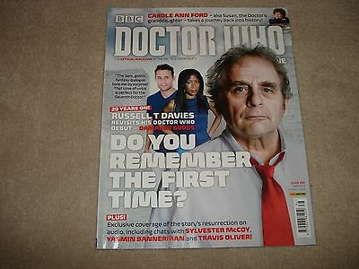 Doctor Who Magazine issue 486 - Ex condition