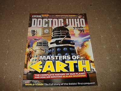 Doctor Who Magazine issue 487 - Ex condition